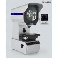 200mm Z- axis Travel Video Measuring Machine Vertical Video Projector