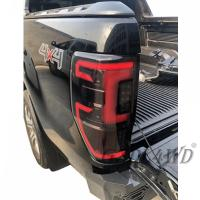 China Red 4x4 LED Car Tail Lights For Ford Ranger 2012-2019 / Auto Rear Light wholesale