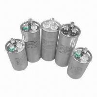 China AC Capacitors, Dual Capacitance to be Used for Air Conditioner wholesale