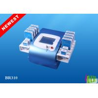 China Low Level Laser  Lipo Laser Slimming Machine for Smoothing Body Cellulite wholesale