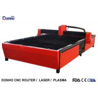 China High Efficiency CNC Plasma Metal Cutting Machine With Table 1300mm*2500mm wholesale