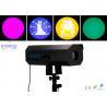 China DMX512 Control HMI 200w Led Spotlight Follow Spot With Manual Dimming wholesale
