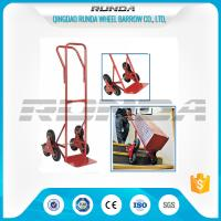 "China Stair Hand Truck Dolly HT1310 , Convertible Hand Truck Solid Wheel 6.5""X1.75"" wholesale"