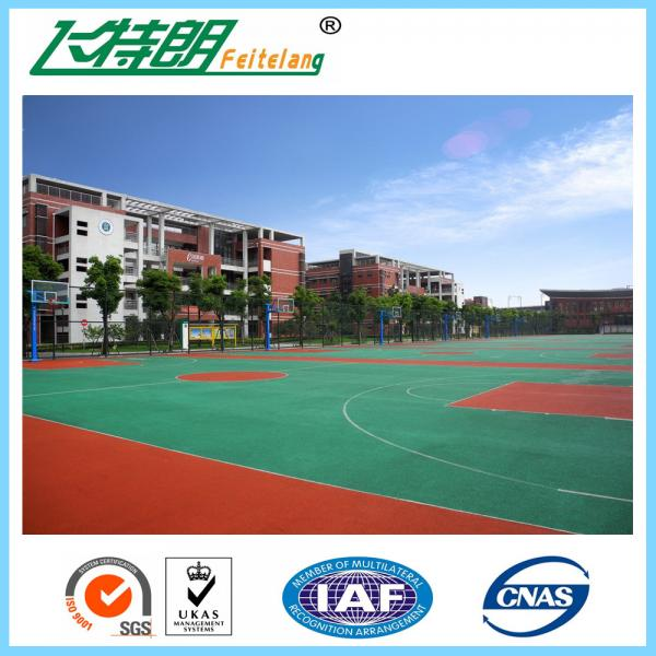 Acrylic fire proof paint images for Sport court paint