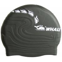 China Elasticity Personalised Swimming Caps Non Toxic Tasteless With Textured Interior wholesale