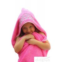 China OEM Welcome Durable Hooded Poncho Beach Towels Skin Friendly Soft wholesale