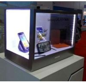 China TFT  High Transparent LCD Display / lcd monitor 55 inch 500cd / m2 wholesale