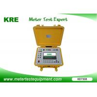 China High Precision Portable Meter Tester Three Phase With 120A Clamp CT Class0.05 480V wholesale