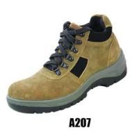 China CE Genuine Leather Safety Shoes and Safety Boots A207 on sale