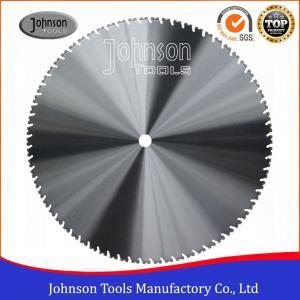 China Fast Cutting 48 Inch Saw Blade , Circular Saw Diamond Blade 30.25-32.32kg  wholesale