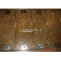 China Stainless Steel Concealed Manhole Cover Drainage With Key Hole Tray on sale
