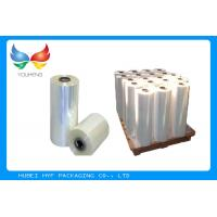60 Mic Hgh Shrinkage And Soft PETG Shrink Film For Bottle Labeling