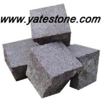 Buy cheap Granite cobble and cube from wholesalers