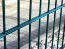 Buy cheap Durable 656 868 Double Wire Fence Dark Green Color Fit High Security Area from wholesalers