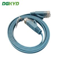 Buy cheap Ethernet Patch Cable Rj45 Utp Cat6 Flat Ethernet Cable With CE / UL / Certification from wholesalers