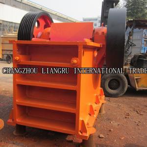 Buy cheap Stone Crushing Equipment Jaw Crusher Machine Capacity 10 -120 T / H PEX 350 X 1200 from wholesalers