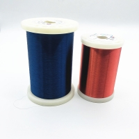 China 0.016mm Ultra Fine Enameled Copper Magnet Wire For Touch Screen wholesale