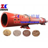 China Silicon powder rotary dryer with CE ISO certifications(Skype:Zhengke-Serena Fu) wholesale