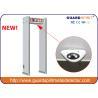 China Détecteur de métaux pliable d'arcade de prix usine avec la caméra de télévision en circuit fermé wholesale