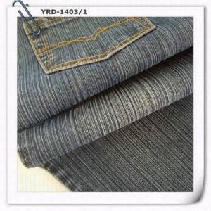 China Cotton Spandex  Denim Fabric(YRD-1403/1) on sale