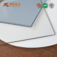 China Fireproof Anti Static Polycarbonate Sheet 19mm Thick , Prevent External Light wholesale
