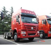 China sino truck 6x4 trailer trucks for sale wholesale