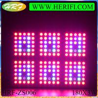 China Herifi 2015 Latest ZS006 180x3w LED Grow Light with CE and RoHS  full spectrum light wholesale