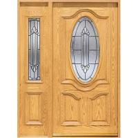 Exterior Wooden Door (KMG02)