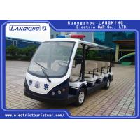 Buy cheap Multiple - Function 8 Person Electric Patrol Car For University Model Y083A from wholesalers