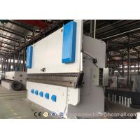 China WC67Y-100X3200 type Hydraulic steel plate bending & folding machine on sale