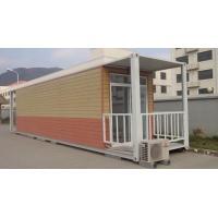 Prefab Shipping Container Homes , Modular Container Accommodation Prefab Container Homes