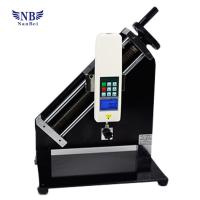 China 90 Degree Manual Peel off Force Test Stand,Peel Strength Testing Machine on sale