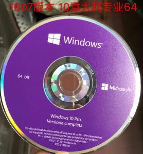 China 1 GHz Windows 10 Pro OEM DVD , Activation Online Windows 10 Professional OEM on sale