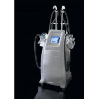 4 In 1 Facial / Cryo Cryolipolysis Slimming Machine For Weight Loss / Fat Burning