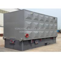 China 2400kw Biomass Fired Thermal Oil Heater Coal Burning Boiler Intelligent Control wholesale