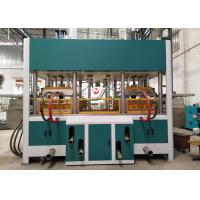 China Pulp Molding Electronics Paper Box Packaging Machinery / Thermoforming Equipment wholesale