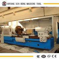 China Swing over bed 800 large bore pipe threading cnc lathe for oil industry(QK1219) on sale