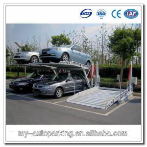 China Car Stacker Hydraulic Car Jack Lift wholesale
