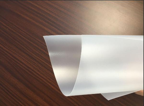 Quality Translucent Matte Pet Plastic Sheet , Rigid Apet Film 950mm Max Width for sale