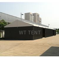 China Heavy Duty Temporary Warehouse Marquee Metal Steel Black Plates Walls wholesale