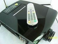 Buy cheap used in game, hotel, bars, karaoke room, disco room, family Video Projector from wholesalers
