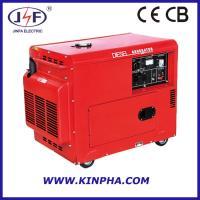 JD5500-Portable Diesel Generator