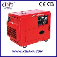 China JD5500-Portable Diesel Generator wholesale