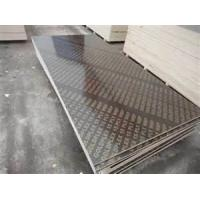 China 9mm - 25mm dynea brown film marine plywood sizes for construction outdoor formwork on sale