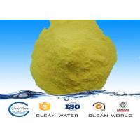 China Light Yellow Msds Poly Aluminum Chloride Polyaluminium Chloride Cas No 1327-41-9 wholesale
