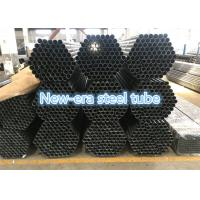 China Round Exchanger Seamless Steel Tube , Low Carbon Roll Bar Steel Tubing wholesale