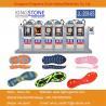 China Kingstone Machinery Manufacturer 6 Stations PVC TPU TPR TR Shoe Sole Making Machine wholesale