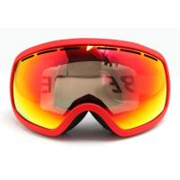 China Frameless OTG Ski Goggles With Interchangeable Lenses UV400 Protection wholesale