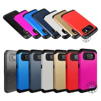 TPU+pc case for Samsung s6 edge ,easy usage,various color available