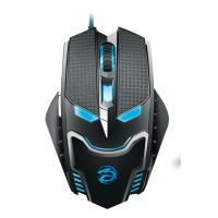 China Black / White 6 Button Optical Gaming Mouse And Keyboard With Breathing Light wholesale